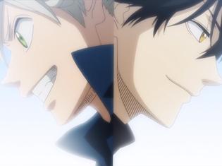 TVアニメ『ブラッククローバー』第5話「魔法帝への道」より先行場面カットが到着! 試験が終わり、すべての団長から入団を希望されるユノ。一方、アスタは……?