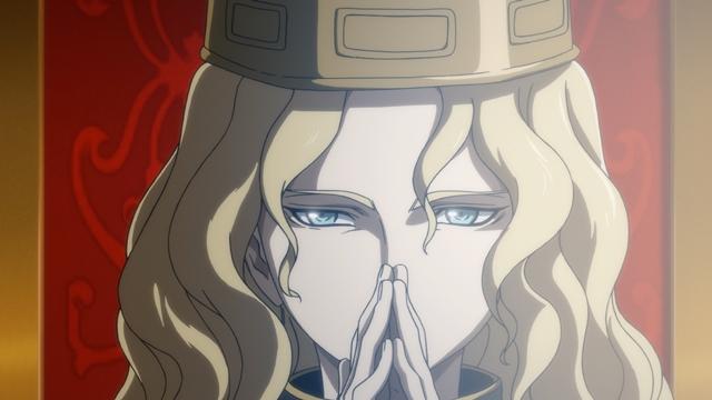 『将国のアルタイル』第16話より先行場面カットが到着! 密約を破ったリゾラーニに危機感を覚えたルチオは、真意を確かめることに……