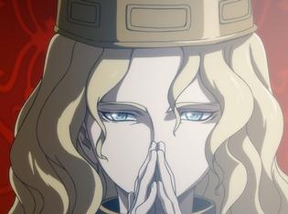 TVアニメ『将国のアルタイル』第16話より先行場面カットが到着! 密約を破ったリゾラーニに危機感を覚えたルチオは、真意を確かめるためにブレガを派遣する