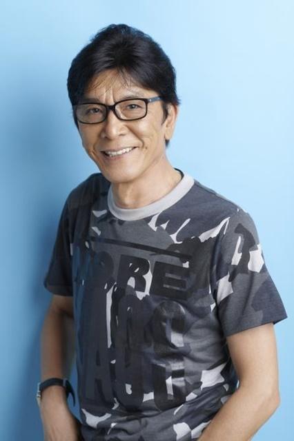 ▲柏木磐梯役:中田譲治さん