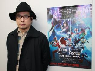 安元洋貴さんインタビュー|今の子たちが見てもかっこいいと思えるヒーローが『Infini-T Force(インフィニティ・フォース)』にいるぞ!