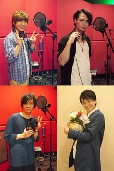 『あんさんぶるスターズ!』ユニットソングCD 3rdシリーズvol.7 Ra*bitsのキャストインタビューをお届け!