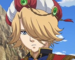 TVアニメ『将国のアルタイル』第17話「花の一計」より先行場面カットが到着! 帝国の侵略を阻止するトルキエ。そこでマフムートが向かった先は……?