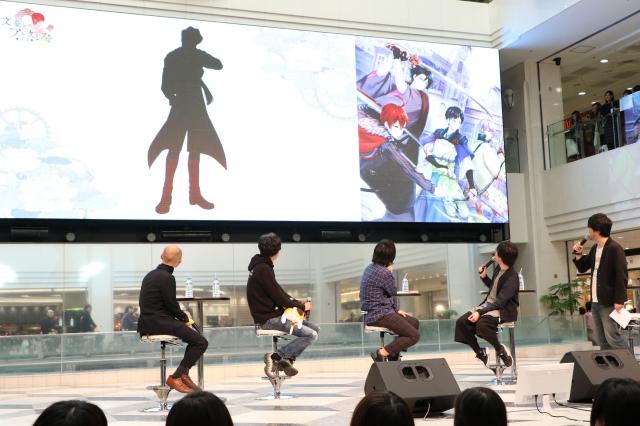『文アル』1周年記念ステージをレポート!寺島惇太さんや赤羽根健治さんらが登壇ほか、ナビキャラクターの声優も発表【AGF2017】