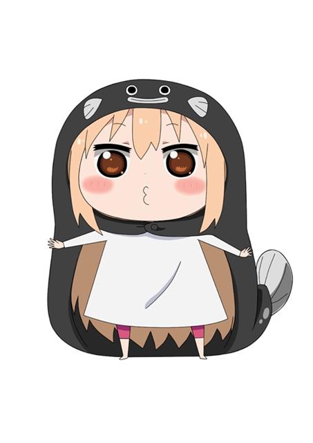 『干物妹!うまるちゃんR』第5話を記念し「うなぎうまる」が誕生! アニメイト浜松にてキャンペーンが実施決定!