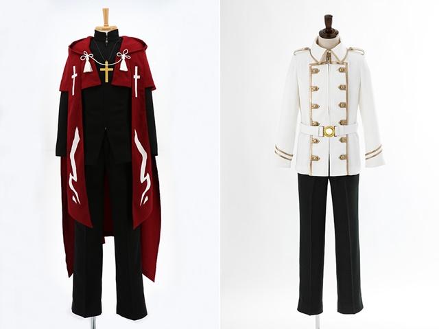 『Fate/Apocrypha』シロウ・コトミネ&カウレス・フォルヴェッジ・ユグドミレニアの衣装がACOS(アコス)より発売決定