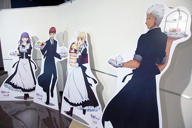 士郎や桜がカフェ店員姿でお出迎え! あの麻婆も食べられる……!? 劇場版「Fate/stay night [Heaven's Feel]」×アニメイトカフェをレポート!の画像-1
