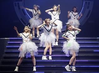 i☆Risデビュー5周年記念ライブ2日目より公式レポート到着! デビュー日当日の公演は、今までのシングルをすべて披露