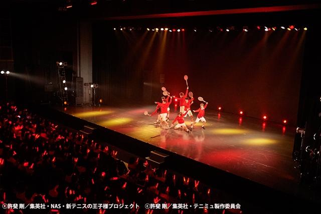 ▲<TEAM Party ROKKAKU>ミニライブ