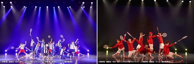 『テニミュ』TEAM Party SEIGAKU・ROKKAKU公式レポート到着! 次は全国大会へ向けて本格始動