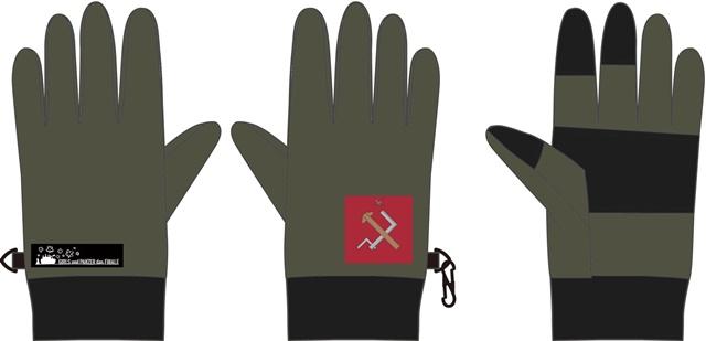 『ガールズ&パンツァー最終章』の世界観を具現化した高機能万能手袋「ガルパンツァーグローブ」全9種が「あんこう祭り」にて販売決定!の画像-6
