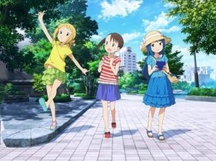 TVアニメ『三ツ星カラーズ』第1話先行上映会~天才!カラーズまつりin上野~が開催決定! 高田憂希さん、高野麻里佳さん、日岡なつみさんが登壇