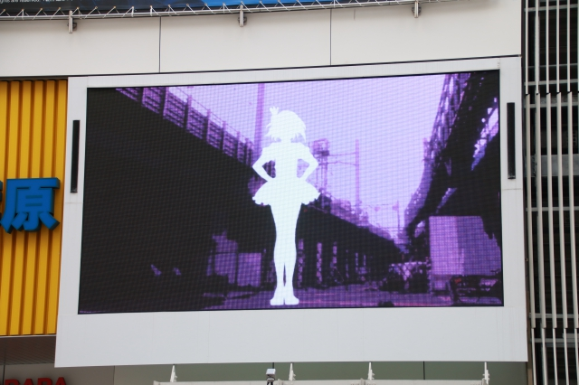 アプリ『D×2 真・女神転生リベレーション』の事前登録がスタート! 秋葉原の街頭ビジョンにてティザームービー第2弾を先行公開!
