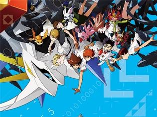『デジモンアドベンチャー tri. 第6章「ぼくらの未来」』劇場上映開始日が2018年5月5日(土)に決定! ポスタービジュアルも公開