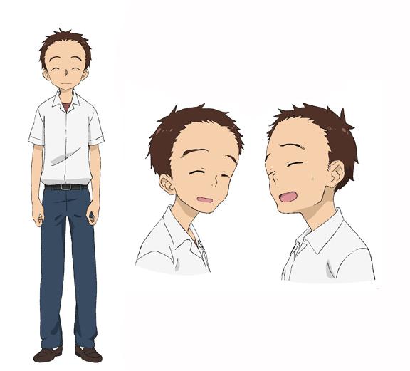 中井(CV:内田雄馬)