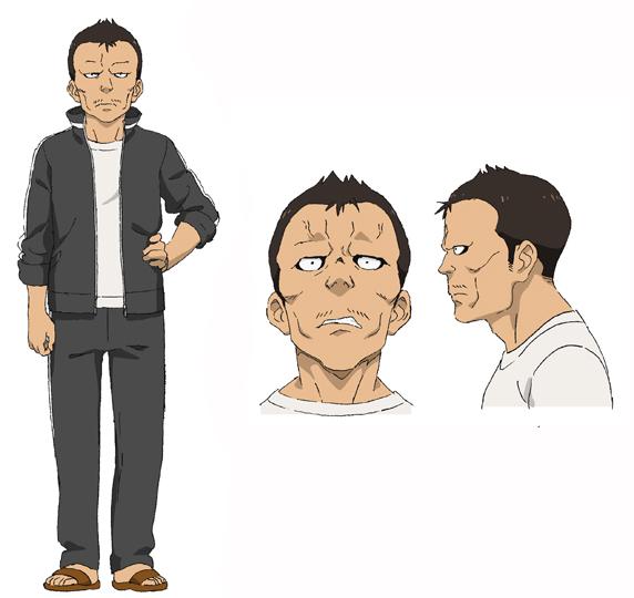 田辺先生(CV:田所陽向)