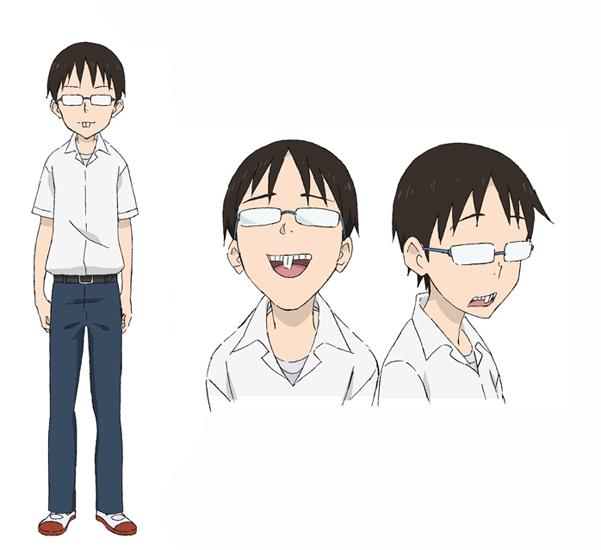 高尾(CV:岡本信彦)