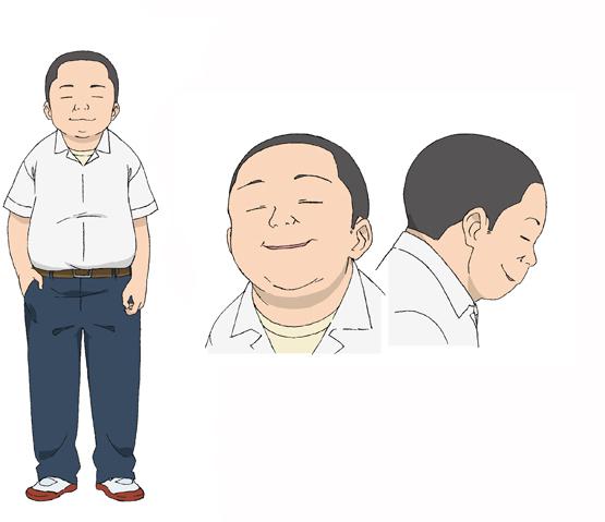 木村(CV:落合福嗣)