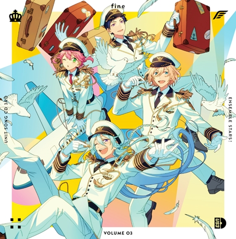 『あんさんぶるスターズ!』2winkのユニットソングCDアルバムシリーズの発売を記念したTwitterキャンペーン実施中!ポスターの掲示場所がついに公開-4
