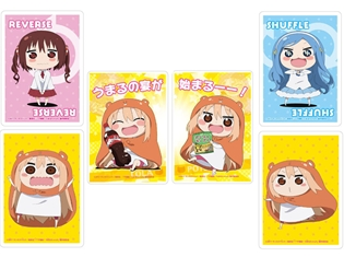 『干物妹!うまるちゃんR』のカードゲーム「干物妹!うまるちゃんR~うまるーん神経衰弱ゲーム~」が発売決定! アニメイトでは先行販売を実施