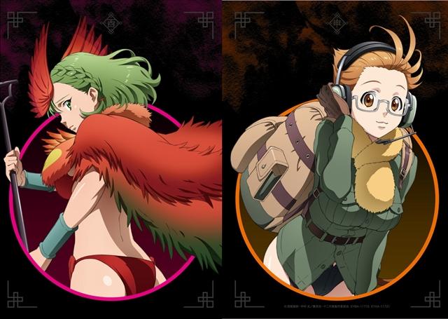 『十二大戦』ディレクターズカット版Blu-ray&DVD Vol.2のジャケットイラストが解禁!