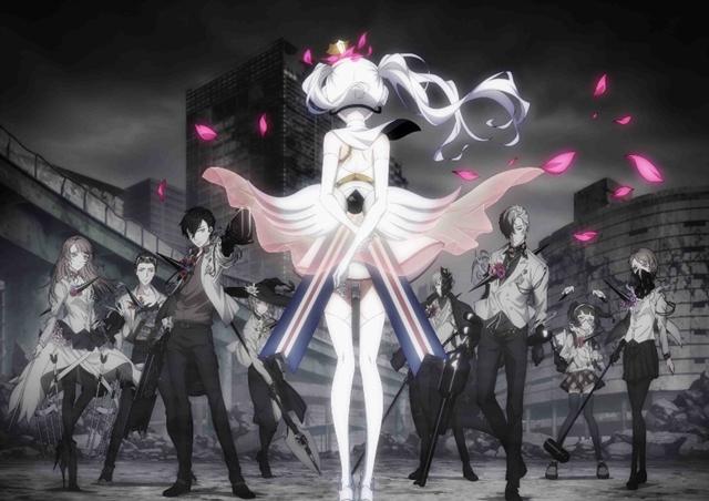 『Caligula -カリギュラ-』がTVアニメ化決定! 出演声優&キービジュアルなどが解禁に