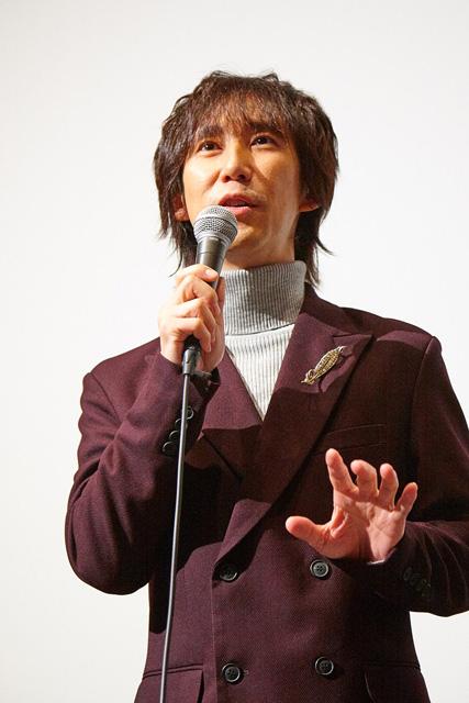 ▲平川大輔さん