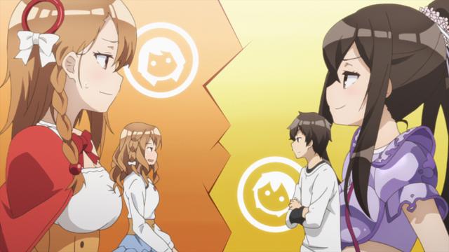 『妹さえいればいい。』第7話より先行カット&あらすじ公開! 伊月たちは、4姉妹設定でTRPGをプレイすることに