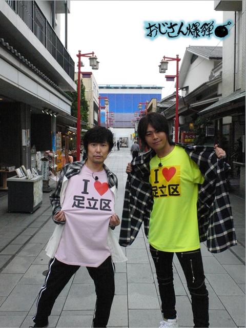 ▲左から吉野裕行さん、浪川大輔さん