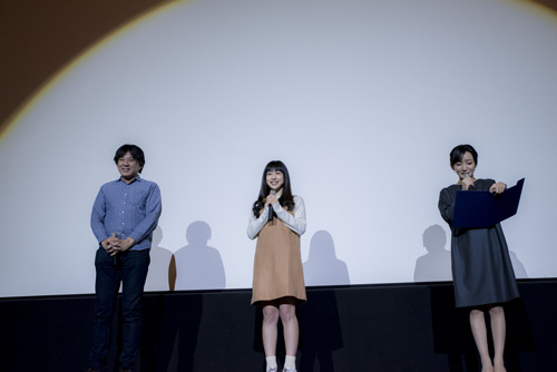 『ごちうさ』新作エピソード舞台挨拶の公式レポート到着!マヤ役・徳井青空さん、橋本裕之監督が登壇