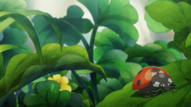 『ハクメイとミコチ』第6話より先行場面カット到着! 「渋谷区ふれあい植物センター」とのコラボが決定!-3