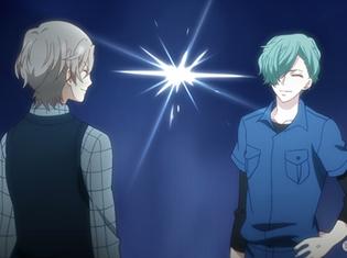 『TSUKIPRO THE ANIMATION(プロアニ)』第8話の場面カットが到着! 涼太はZIXに対抗意識を燃やす一方で昂輝は争いたくないと思っていて……