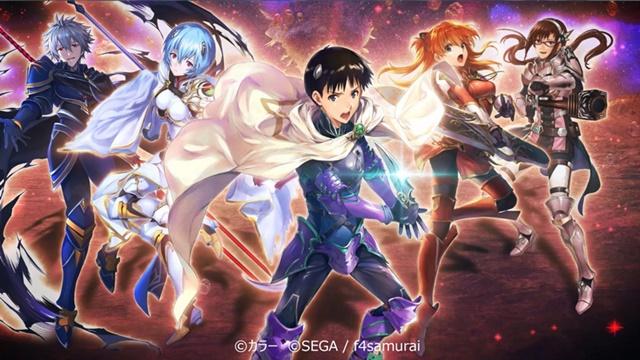 『オルサガ』×「エヴァ」コラボCM放送決定! ナレーションは「カヲル」役の石田彰さんが担当