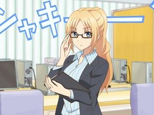 TVアニメ『お酒は夫婦になってから』第9話の先行場面カット&あらすじが公開! 壮良にハグをすると元気が出ると言われハグで送り出された千里は……
