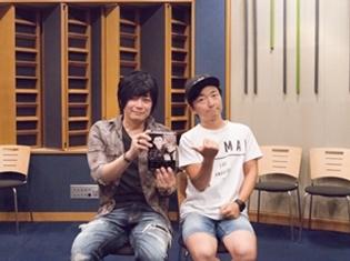 『Flaver』で主役を務める野島裕史さん、遊佐浩二さんの公式インタビューが到着! 感想をツイートするとサイン色紙がもらえるキャンペーンも実施