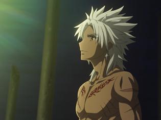 TVアニメ『Fate/Apocrypha』第20話「空を駆ける」より先行場面カット到着!天草四郎は自身の願いを達成すべく大聖杯へと歩み寄る