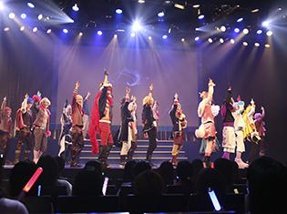 2017年夏を熱くした『アイ★チュウ ザ・ステージ』が、ライブになってZepp東京で凱旋! 2018年公演の新キャストを発表!