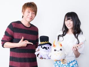 『黒騎士と白の魔王』ラジオ『くろらじ』福島潤さん&藤田咲さんにインタビュー!