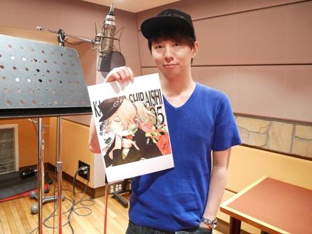 『カラマリ』木村良平さん出演キャラCD第5弾が発売!「素直な白石はかわいかったです」と木村さんコメント
