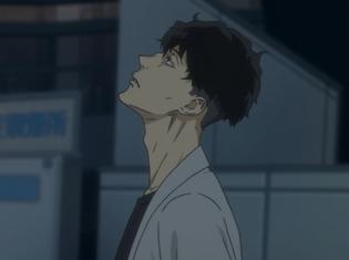 『ボールルームへようこそ』第22話より、先行場面カット公開! 釘宮(CV:櫻井孝宏)は、恩師との出会い、ダンスに苦悩した日々を思い出す