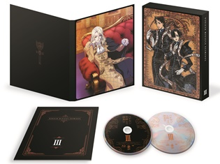 『バチカン奇跡調査官』Blu-ray&DVD第3巻が発売!「カラオケまねきねこ」コラボキャンペーン第2弾開催中