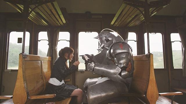 皆さんに受け入れられるのかという気持ちがあった――映画『鋼の錬金術師』アル役・水石亜飛夢さん インタビュー-7
