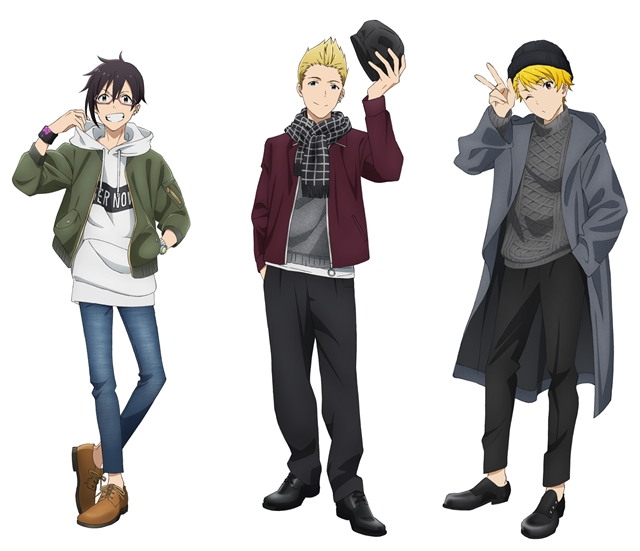 『アイドルマスター SideM』リアル315プロ企画第4弾が、池袋PARCO本館で開催決定! コミケ販売グッズ情報もお届け