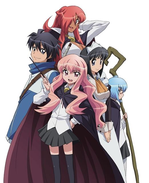 『ゼロの使い魔』BDBOXが2018年3月28日発売決定! TVアニメシリーズ全4期〔全50話〕を完全収録