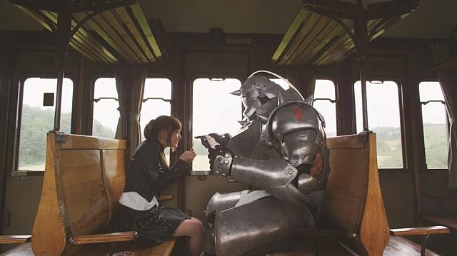 皆さんに受け入れられるのかという気持ちがあった――映画『鋼の錬金術師』アル役・水石亜飛夢さん インタビュー-2