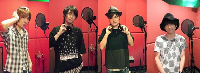 『あんスタ!』Trickstar声優陣インタビュー ユニットソングCD 3rdシリーズvol.10は12月6日発売
