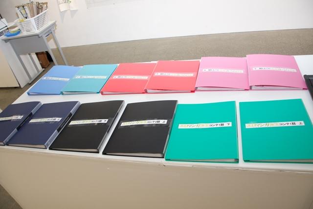 「エロマンガ先生 アニメーション原画展」名シーンを生原画で振り返ろう! 貴重な制作資料や藤田茜さんからの色紙も