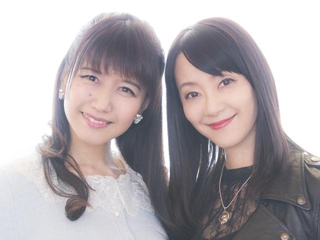▲田中敦子さんの胸に光るのは、タチコマのペンダント!