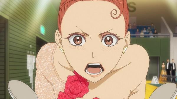 『ボールルームへようこそ』第23話より先行場面カット到着! 決勝に進出した富士田組、多々良のもとに仙石から電話が!