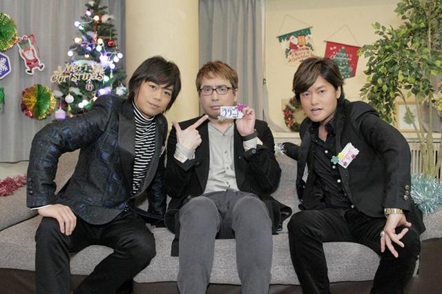 浪川大輔さんがゲストの森久保祥太郎さん&安元洋貴さんとクリスマスパーティー!「パリピ」第3弾は12月25日12時より配信開始!